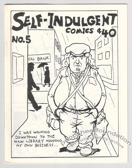 Self-Indulgent Comics #05
