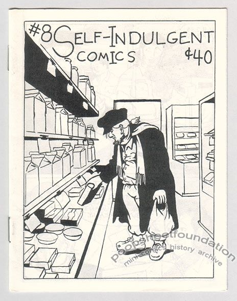 Self-Indulgent Comics #08