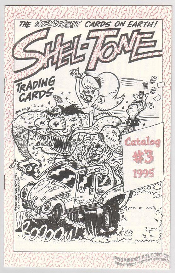 Shel-Tone Catalog #3