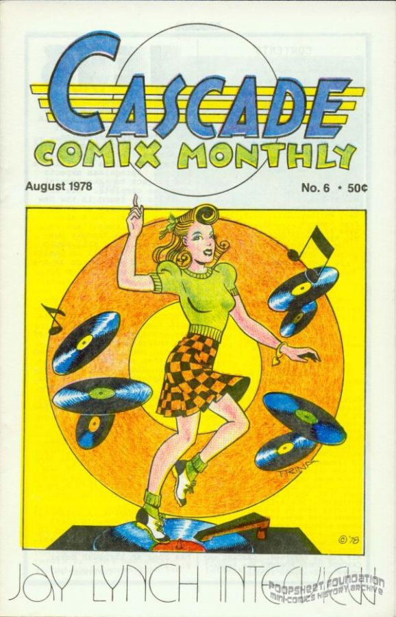 Cascade Comix Monthly #06