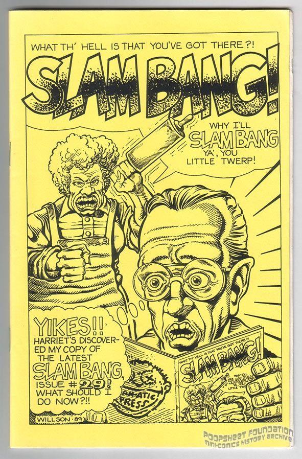 Slam Bang Vol. 1, #29
