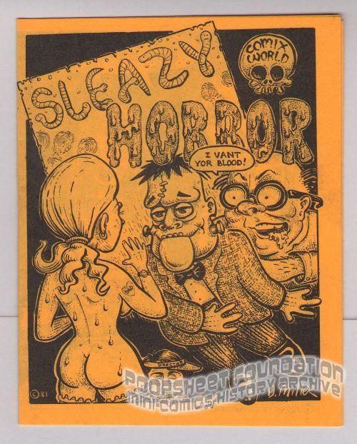 Sleazy Horror #01