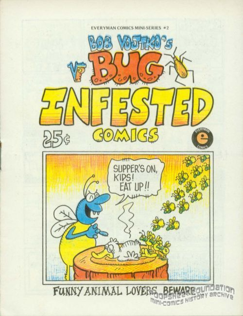 Bug Infested Comics [#1]