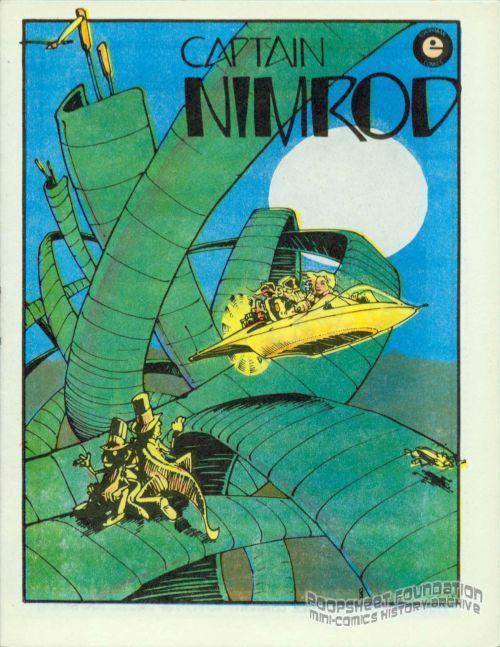 Captain Nimrod