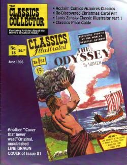 Classics Collector, The #18