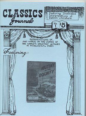 Classics Journal #1