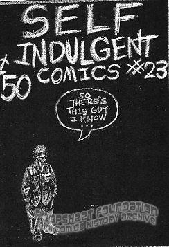 Self-Indulgent Comics #23