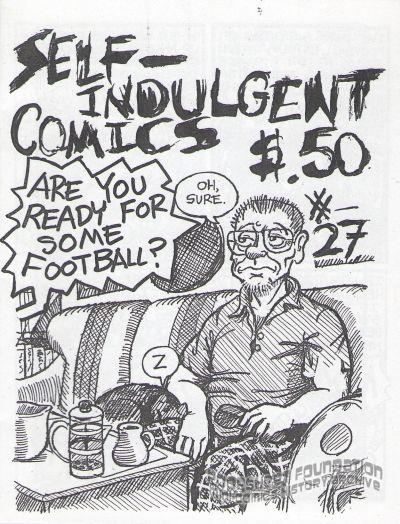 Self-Indulgent Comics #27