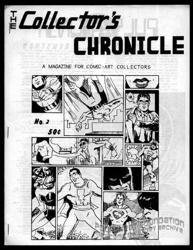Collector's Chronicle, The #2