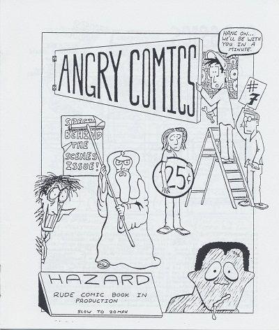 Angry Comics #7