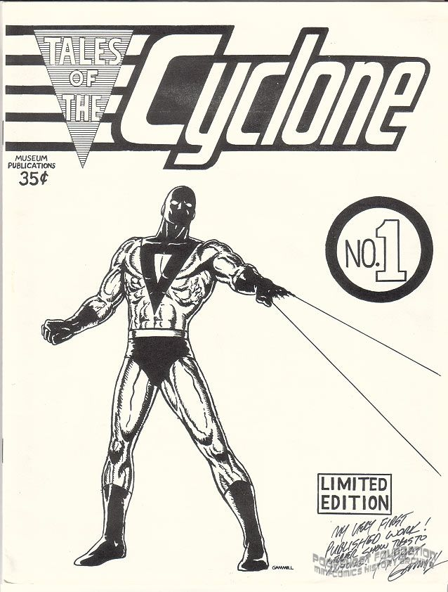 Tales of the Cyclone #1