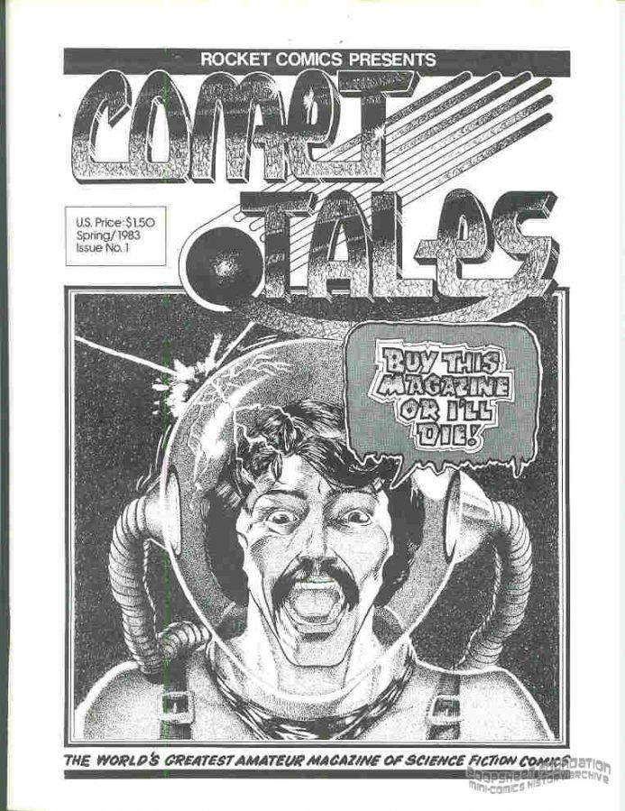 Comet Tales #01