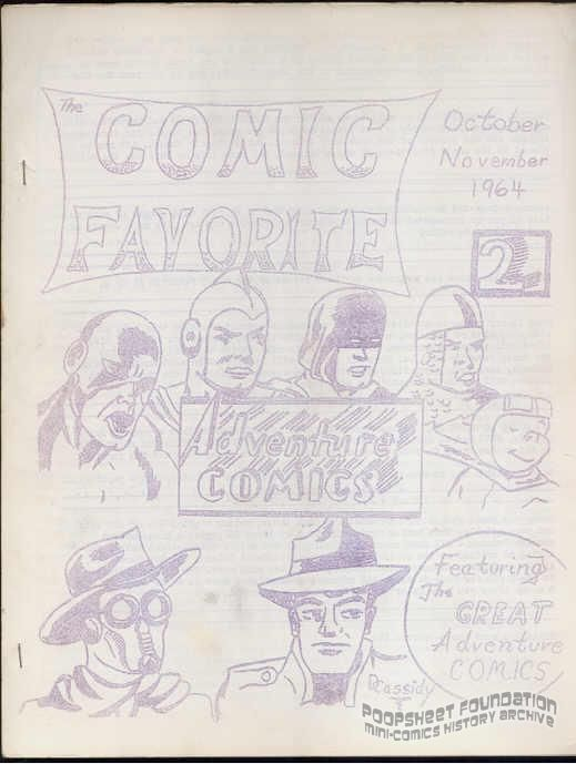 Comic Favorite, The #2