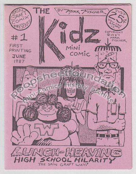 Kidz Mini Comic, The #1