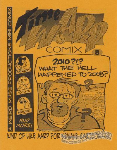 Time Warp Comix #8