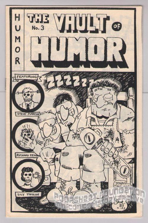 Vault of Humor, The #3