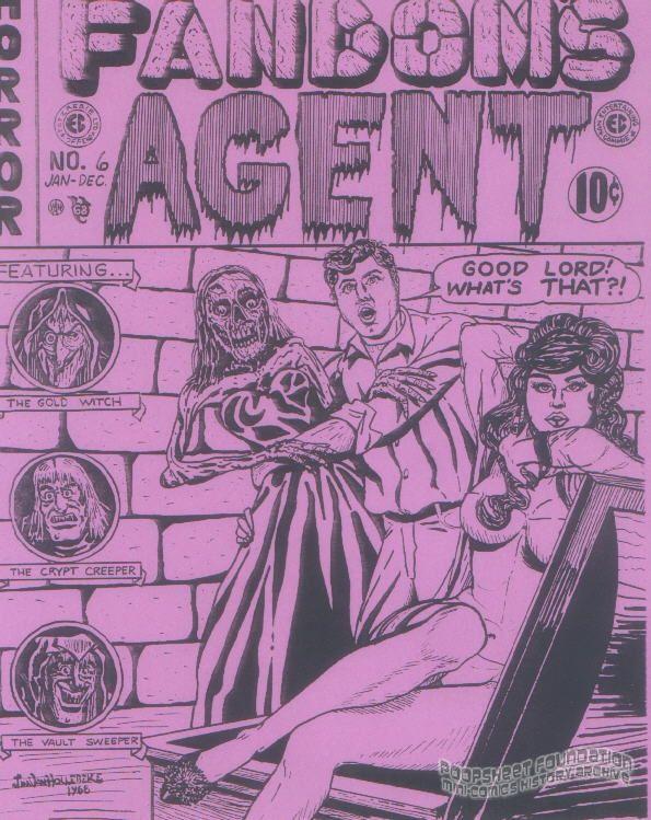 Fandom's Agent #6-7
