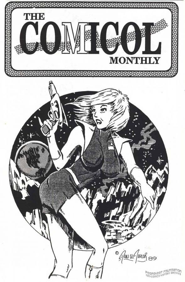 Comicol Monthly, The #7