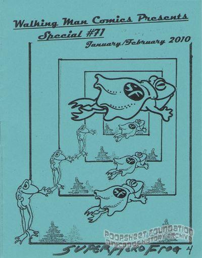 Walking Man Comics Presents Special #71