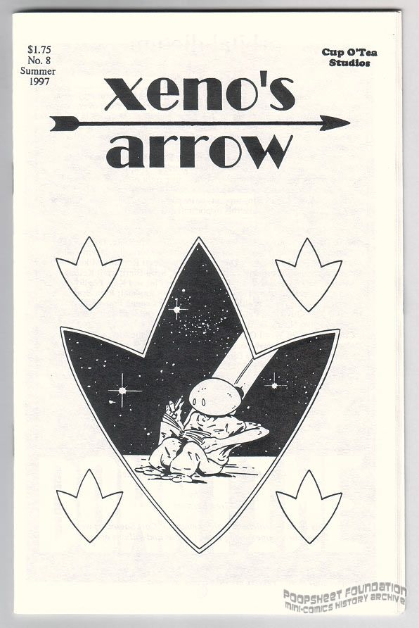 Xeno's Arrow #8