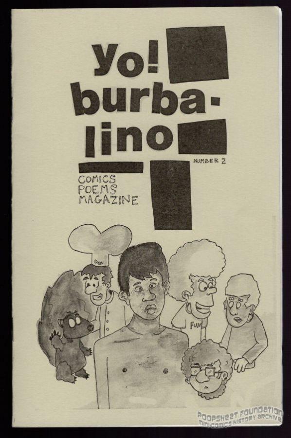 Yo! Burbalino #2