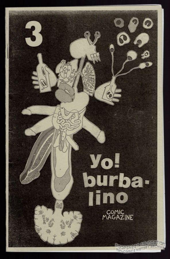 Yo! Burbalino #3