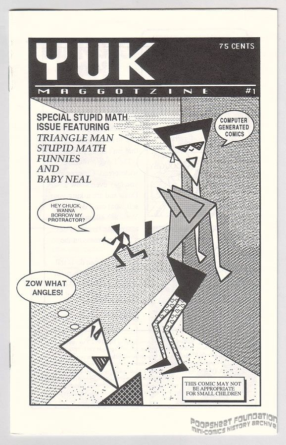 Yuk Maggotzine #1