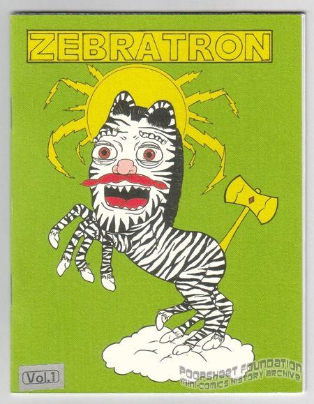 Zebratron #1