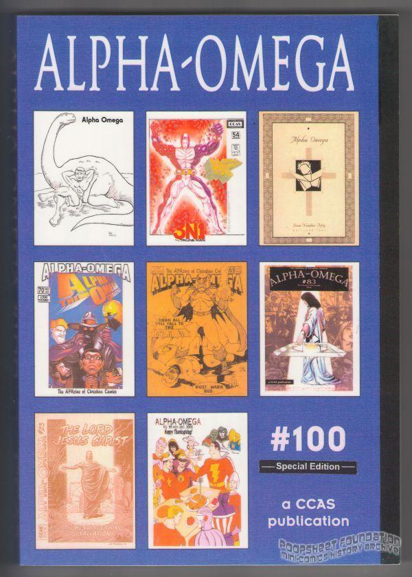 Alpha-Omega #100
