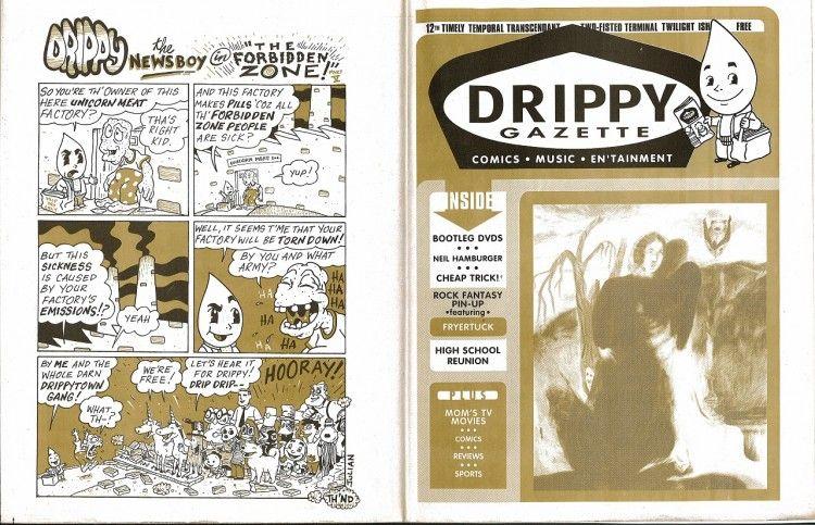 Drippy Gazette #12