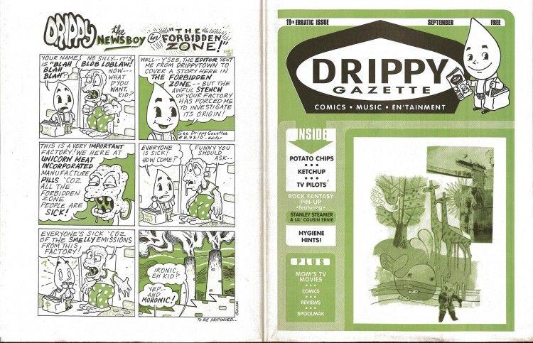 Drippy Gazette #11