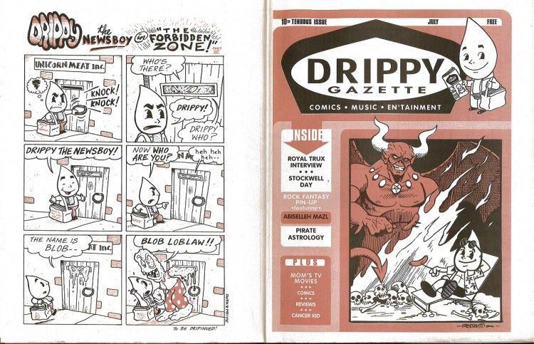 Drippy Gazette #10