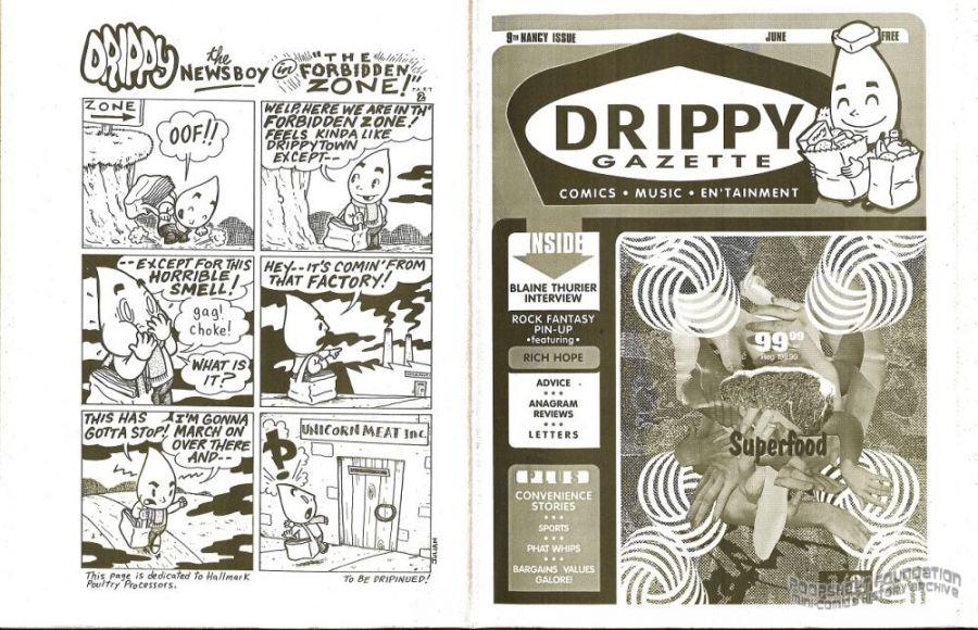Drippy Gazette #09