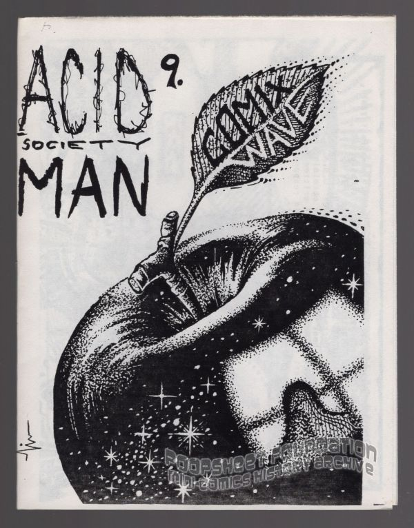 Acid Man Society #09