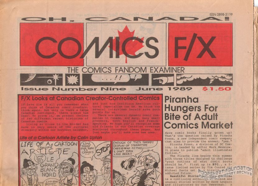 Comics F/X #09