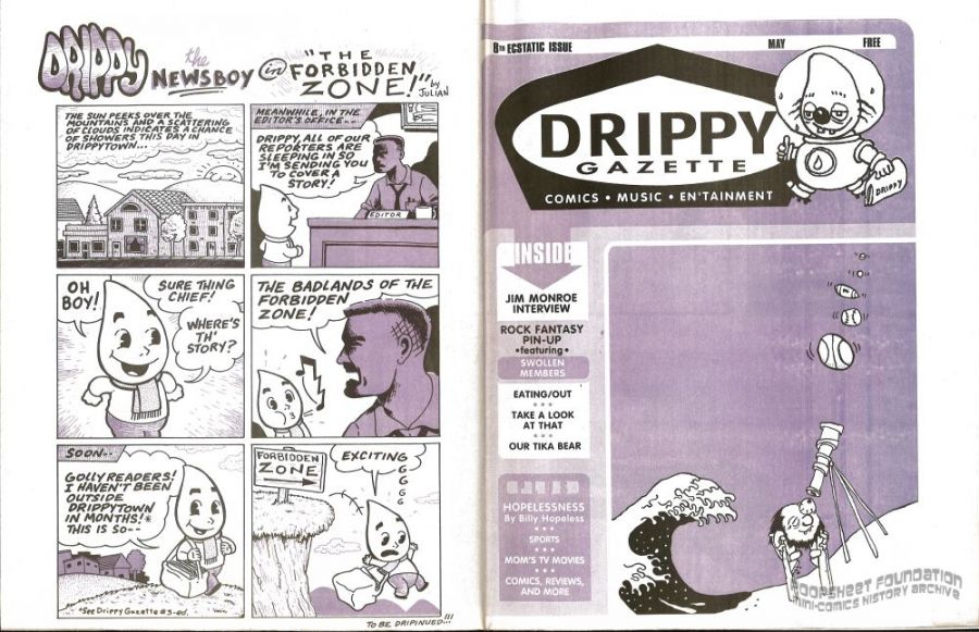 Drippy Gazette #08