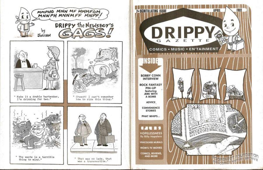 Drippy Gazette #07