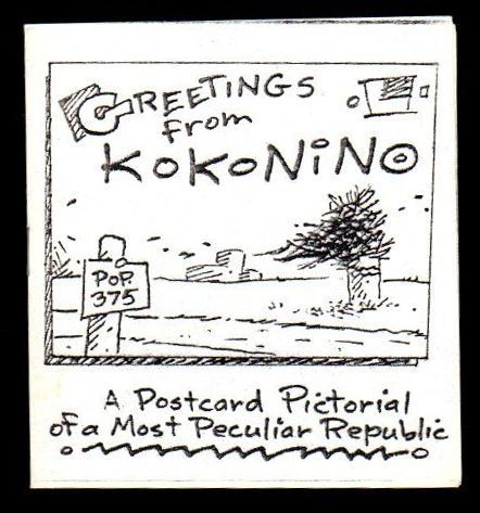 Greetings from Kokonino