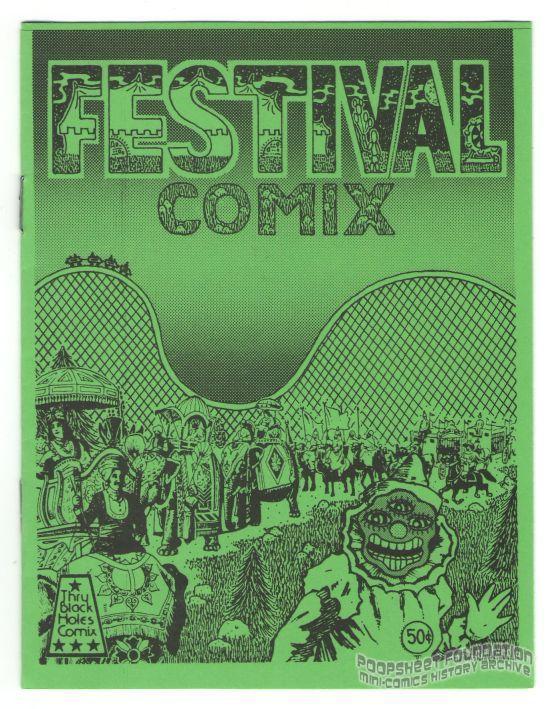 Festival Comix [#1]