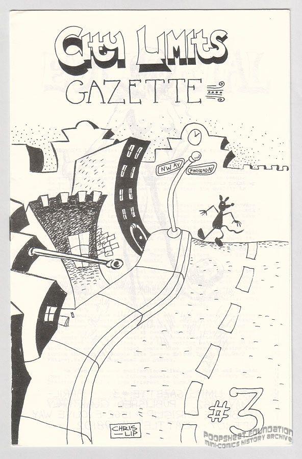 City Limits Gazette #03 (Chrislip)