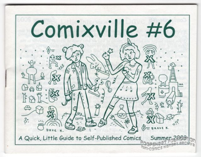 Comixville #6