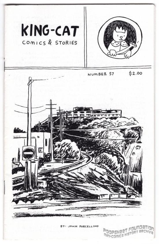 King-Cat Comics and Stories #57