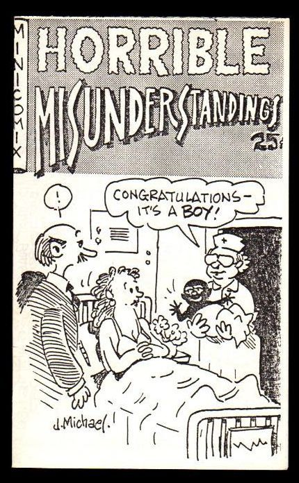 Horrible Misunderstandings #1 (1st)
