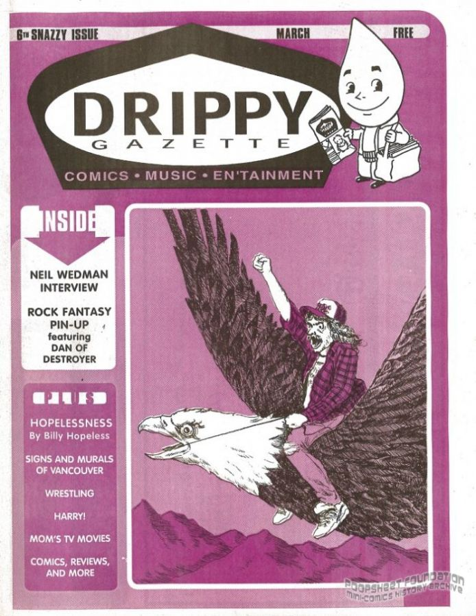 Drippy Gazette #06