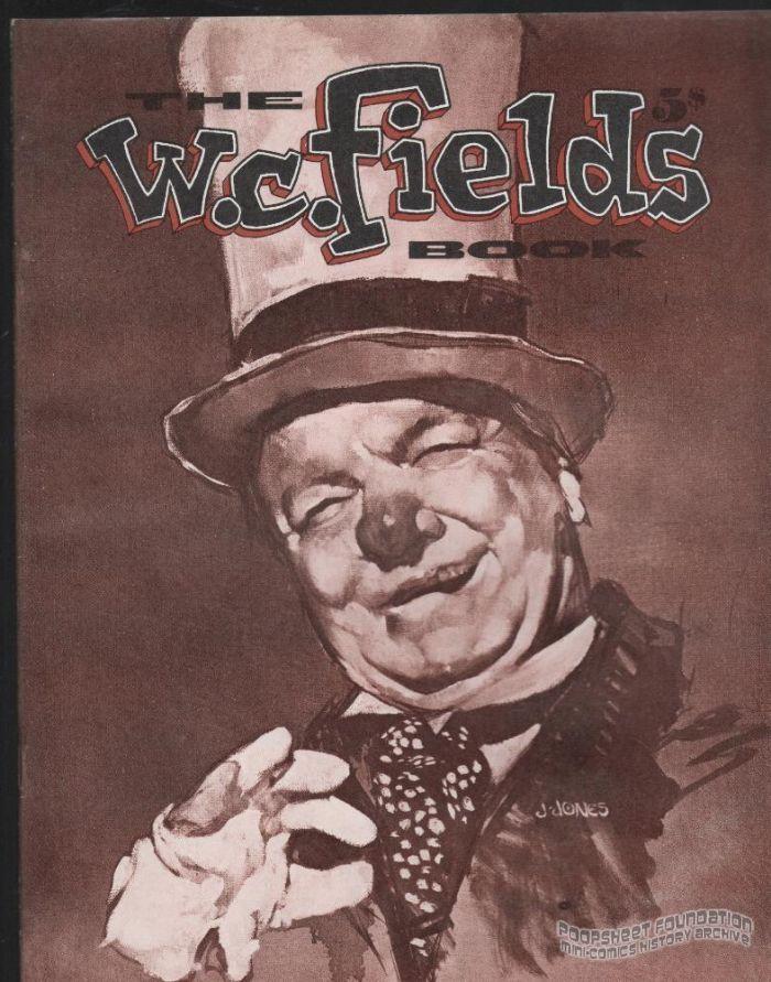 Witzend #09: The W.C. Fields Book