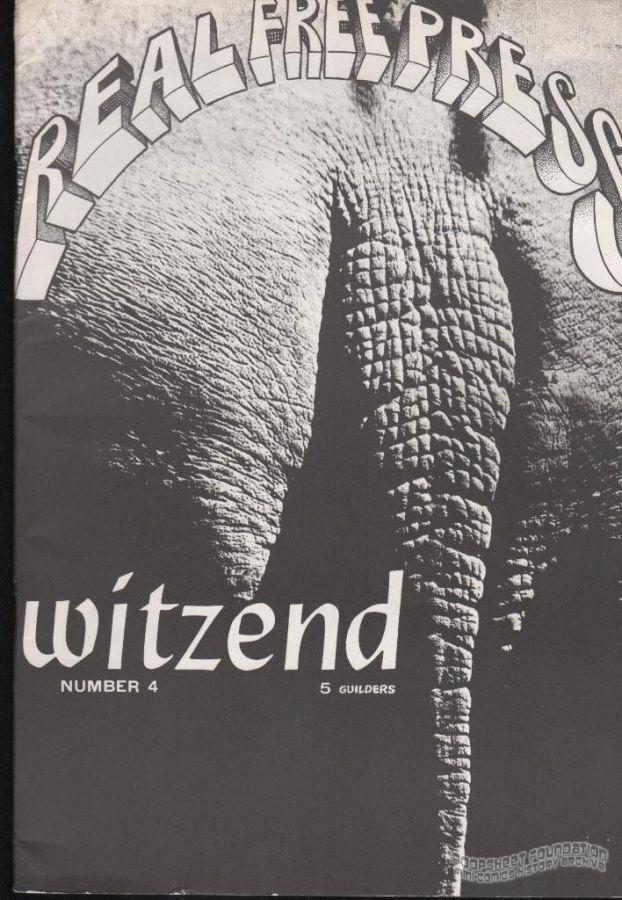 Witzend #04 (Real Free Press)
