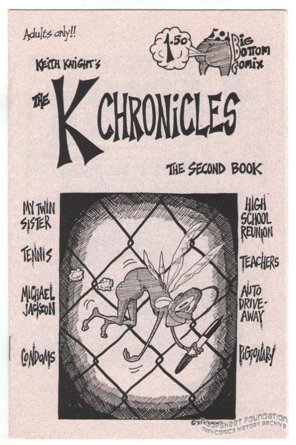 K Chronicles, The #2