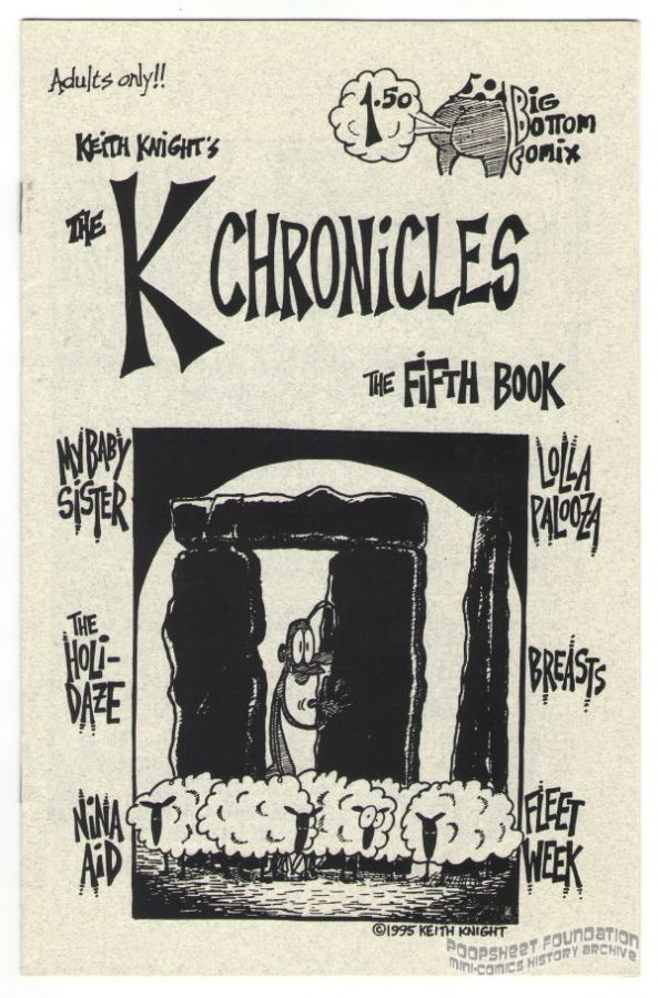 K Chronicles, The #5
