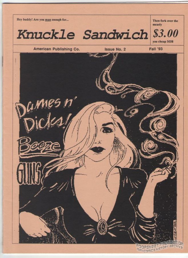 Knuckle Sandwich #2