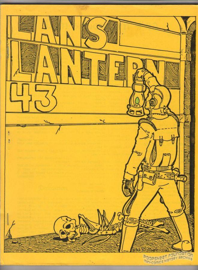 Lan's Lantern #43